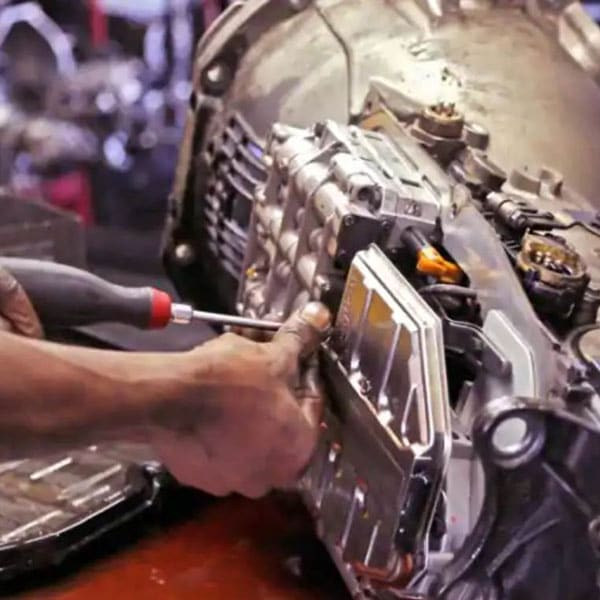 transmission rebuilding